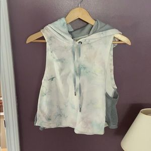 Free people pull over vest NEVER WORN